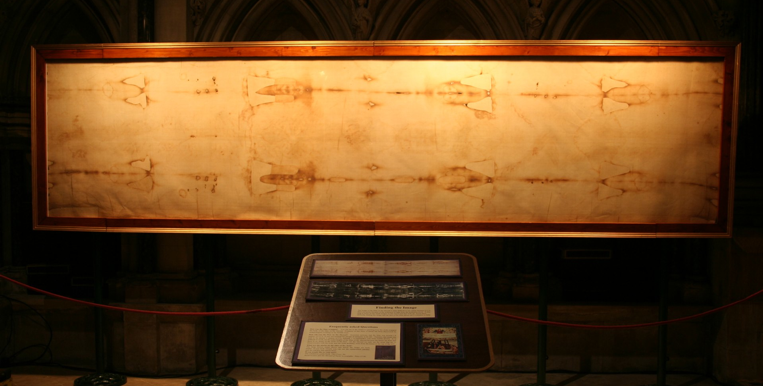 The Shroud of Turin Exhibition